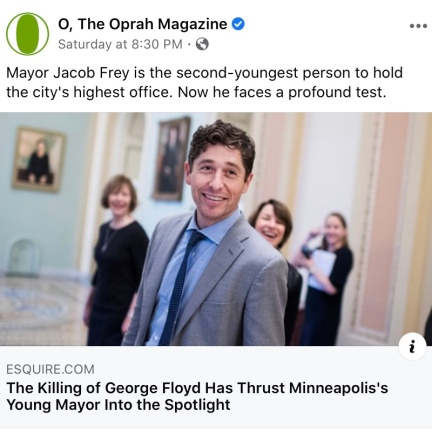 O mag Jacob Frey