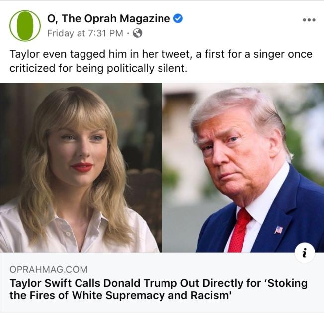 O mag Taytay and Trump